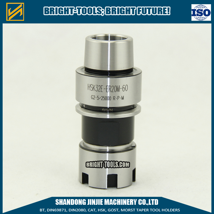 HSK32E Collet Chuck with Mini Nut