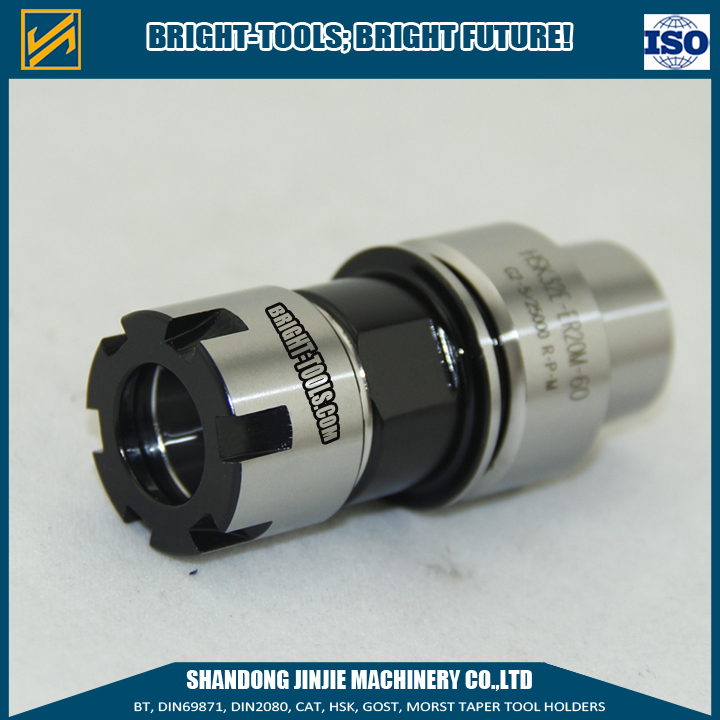 HSK32 Collet Chuck with Mini Nut
