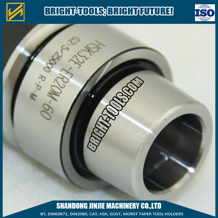 HSK32 Collet Chuck with Mini Nut Taper