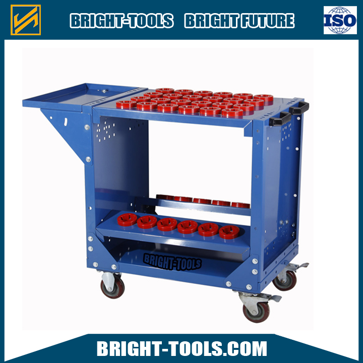 BT40 Tool Holder Trolley