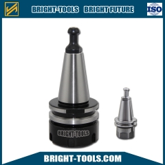 Collet Chuck without Drive Slots
